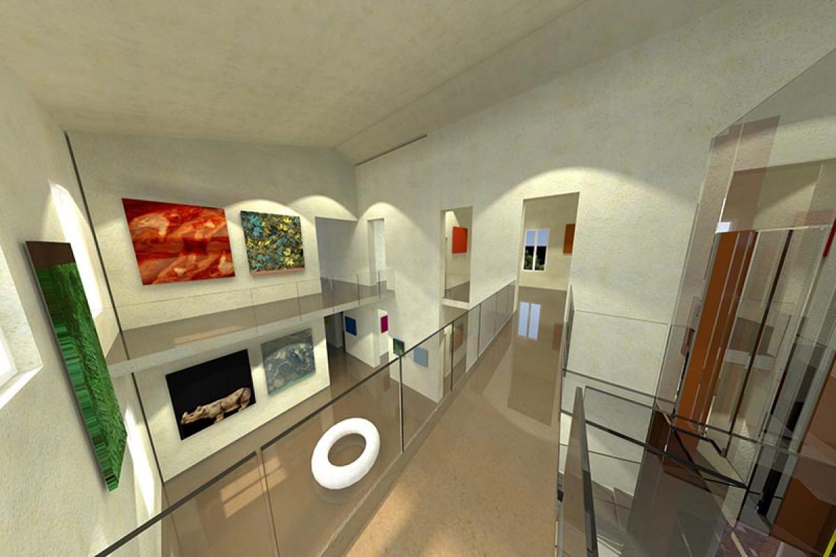 Ristrutturazione Villa delle Ortensie Montecatini Terme