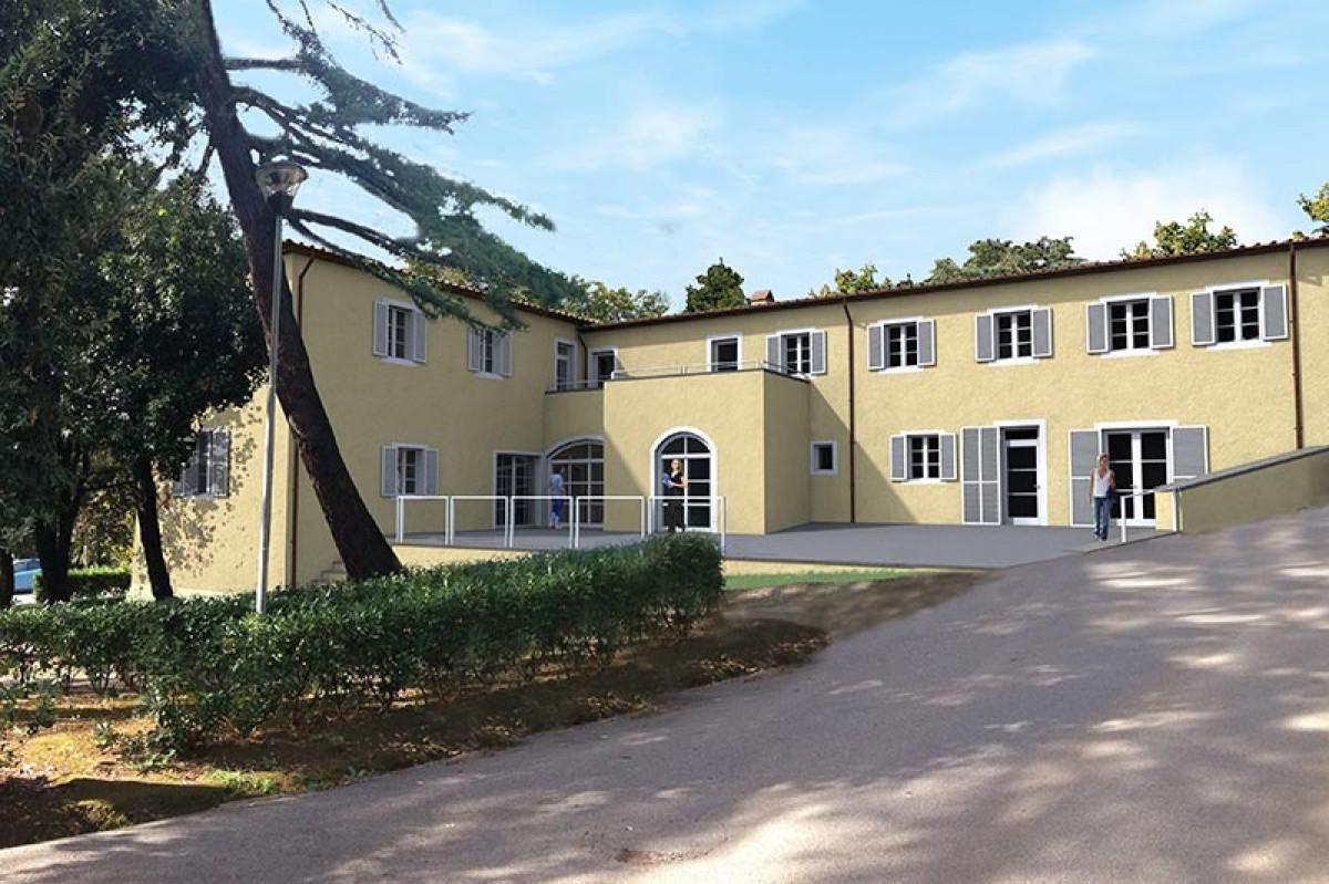 Intervento di recupero dell'ex Frantoio Tessi a Monsummano Terme